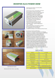 inverter alca 300 - PuntoEnergia Shop