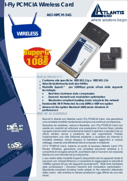 I-Fly PCMCIA Wireless Card - Atlantis-Land