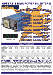 offertissima power inverters!