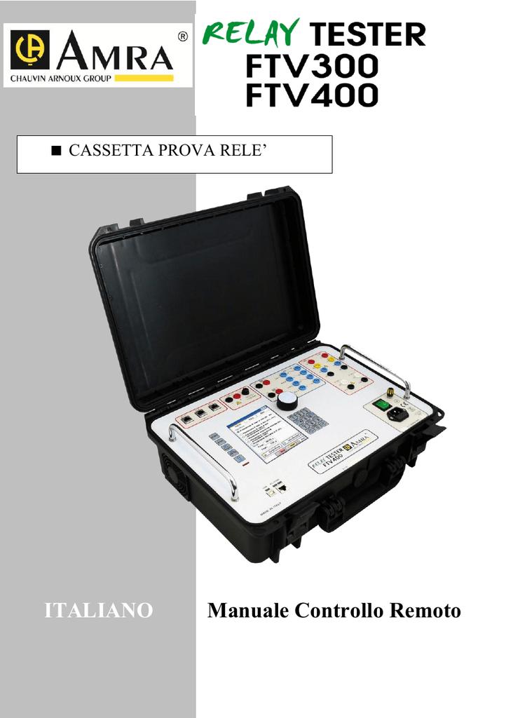 Schema Collegamento Nv10p : Manuale ftv300 400 controllo remoto geass