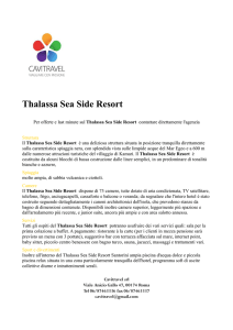 Thalassa Sea Side Resort