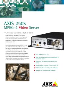 AXIS 250S - Axis Communications