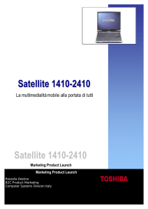 Satellite 1410-2410 Satellite 1410-2410 Marketing