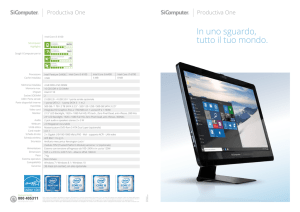 Brochure Productiva One