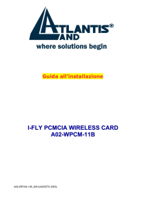 i-fly pcmcia wireless card a02-wpcm-11b - Atlantis-Land