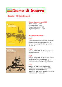 Special - rivista General (Avalon Hill)
