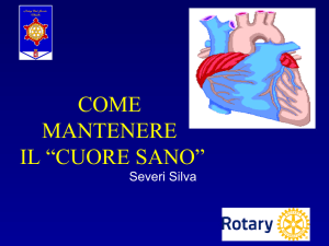 Diapositiva 1 - Rotary Club Grosseto