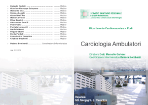 Cardiologia Ambulatori