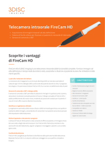 Telecamera intraorale FireCam HD