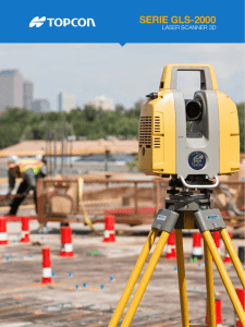 serie gls-2000 - Topcon Positioning Systems