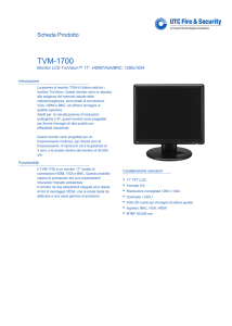 tvm-1700 - datasheet - it - Hi