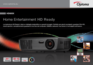 Home Entertainment HD Ready