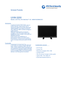 uvm-3200 - datasheet - it - Hi