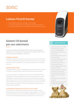 FireCR Dental - 3DISC Imaging