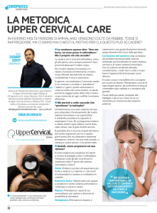 la metodica upper cervical care