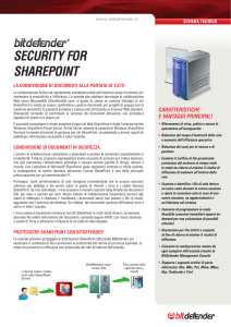 Security for SharePoint