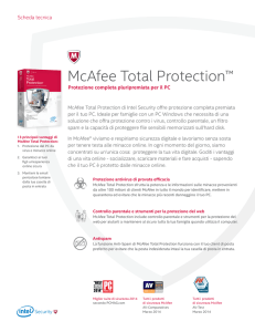 McAfee Total Protection™