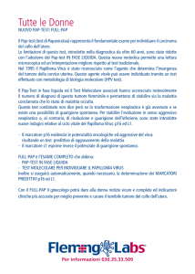 Full-Pap - Analisi cliniche Montauti