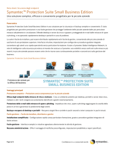 Symantec™ Protection Suite Small Business Edition
