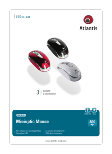 Minioptic Mouse - Atlantis-Land
