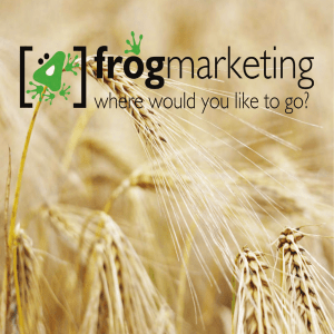 - Frogmarketing