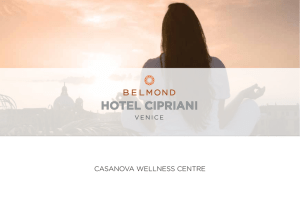 casanova wellness centre