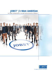 JOBST® for Men Ambition