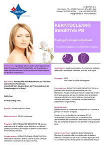 keratoclean sensitive ita - LiStarFish
