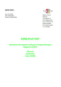 ZONA PLUS TEST - Farmacia Tafuri
