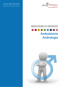 Ambulatorio Andrologia - Policlinico Abano Terme