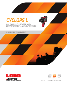 cyclops l - Land Instruments International