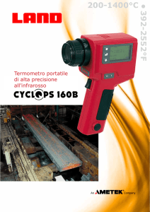 200-1400°C 392-2552 °F - Land Instruments International