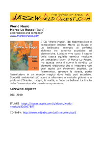 World Music Marco Lo Russo (Italy)