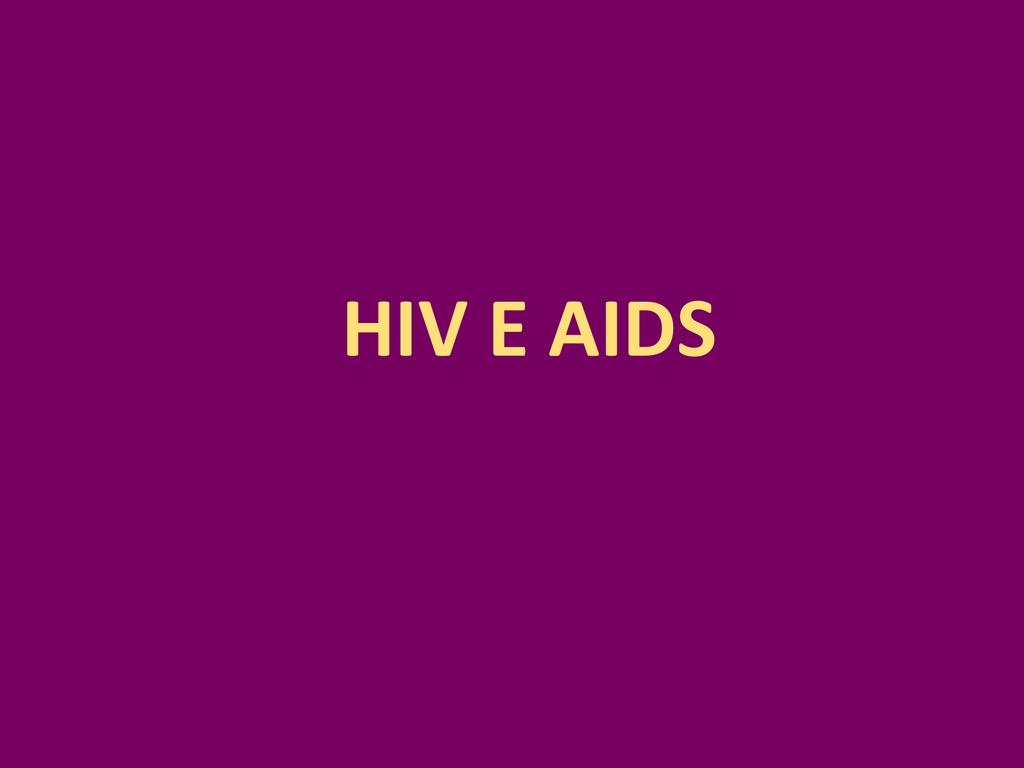 Precauzioni quando si esce con qualcuno con HIV