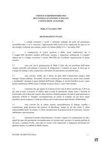 DOCUMENTO INTERNO UFFICIALE DI_CES126