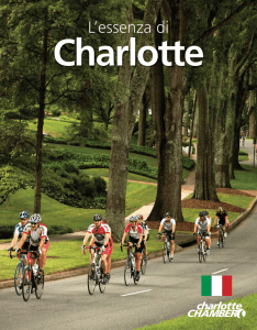L`essenza di - Charlotte Chamber of Commerce