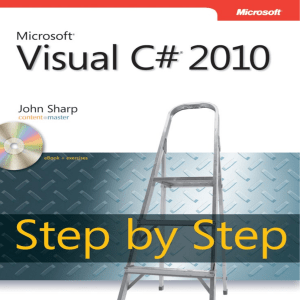 VisualC#-john sharp