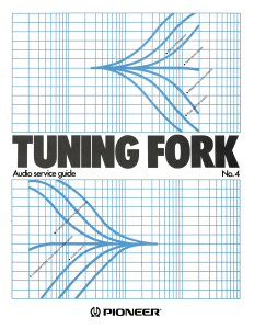 Pioneer - Tuning Fork No.4 (~1980)