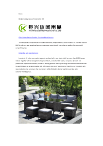 Ningbo Kaixing Leisure Products Co