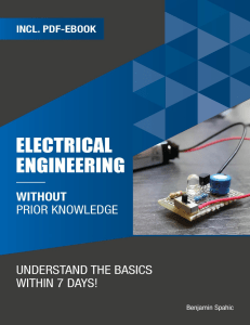 Electrical engineering without prior knowledge   Understand the basics within 7 days [BooxRack]