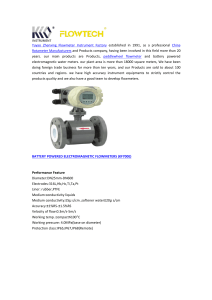 NINGBO KIO FLOW INSTRUMENTS CO., LTD