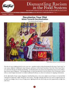 Esquibel - Decolonize Your Diet