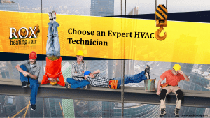 Choose an Expert HVAC Technician