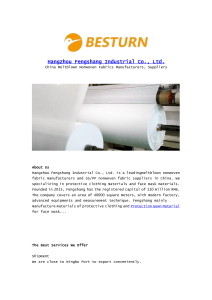 Hangzhou Fengshang Industrial Co., Ltd