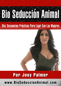 Bio Seduccion Animal Joey Palmer Pdf Gratis