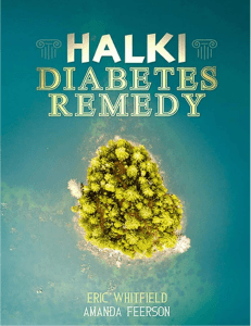 Halki Diabetes Remedy Pdf Free Download