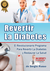 Revertir La Diabetes Libro Pdf Gratis