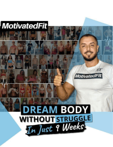 MotivatedFit Dream Body Without Struggle In Just 9 Weeks - Norbert Simonis PDF EBOOK